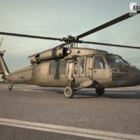 Sikorsky UH60 Black Hawk Specs