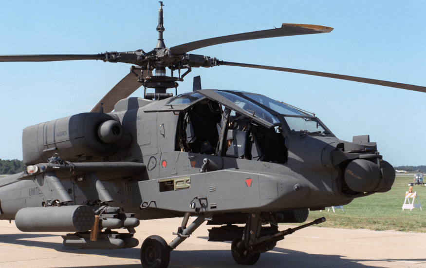 Boeing AH 64 Apache