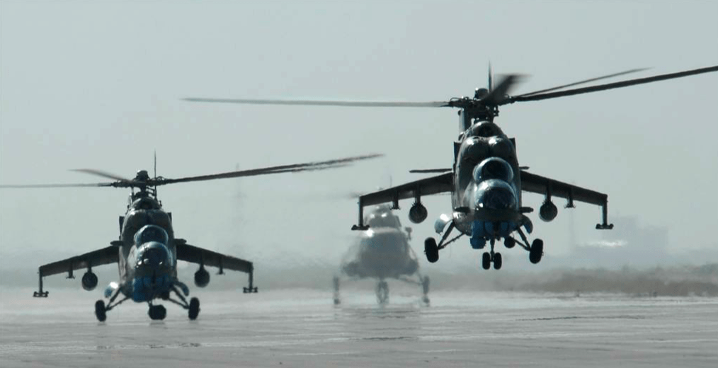 Kazam Mi-35