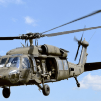 Sikorsky UH 60 Black Hawk