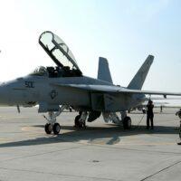 Boeing F/A18E/F Super Hornet Exterior