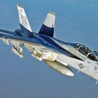 Boeing F/A18E/F Super Hornet Spy Shots