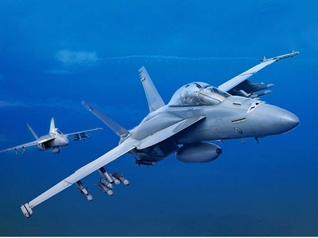 Boeing F/A18E/F Super Hornet Wallpapers