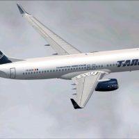 Boeing 737800 Exterior