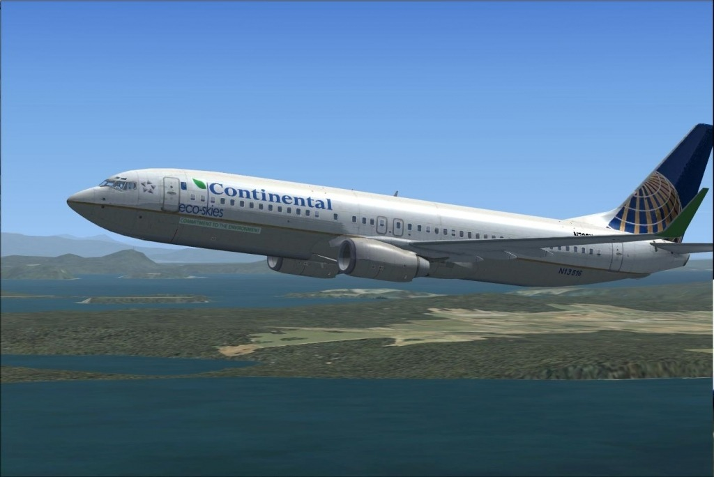 Boeing 737800 Wallpaper