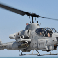 AH 1W Super Cobra