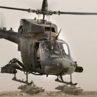 Bell OH 58 Kiowa Warrior