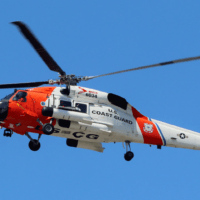 SIkorsky MH 60 Jayhawk Coastguard