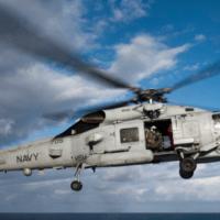 Sikorsky MH 60R Seahawk