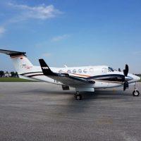 Beechcraft King Air 250 Images