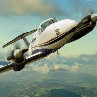 Beechcraft King Air 250 Redesign