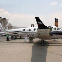 Beechcraft King Air 250 Spy Shots