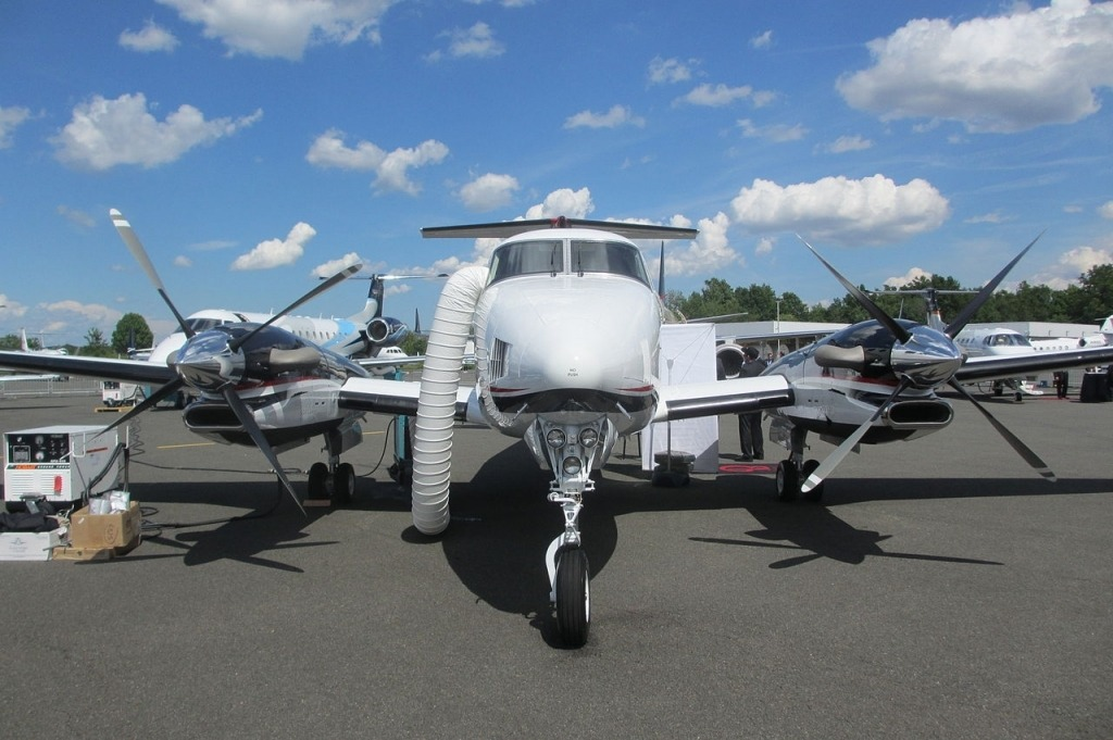 Beechcraft King Air 350i Pictures