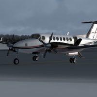 Beechcraft King Air 350i Spy Shots