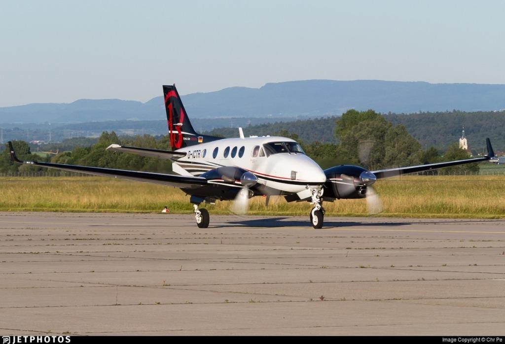 Beechcraft King Air C90GTx Images