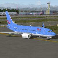 Boeing 737700 Concept
