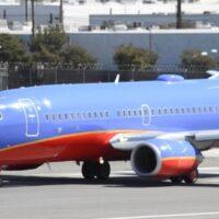 Boeing 737700 Spy Photos