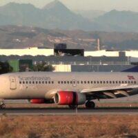 Boeing 737700 Spy Shots