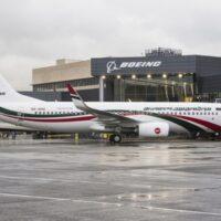 Boeing 737800 Spy Shots
