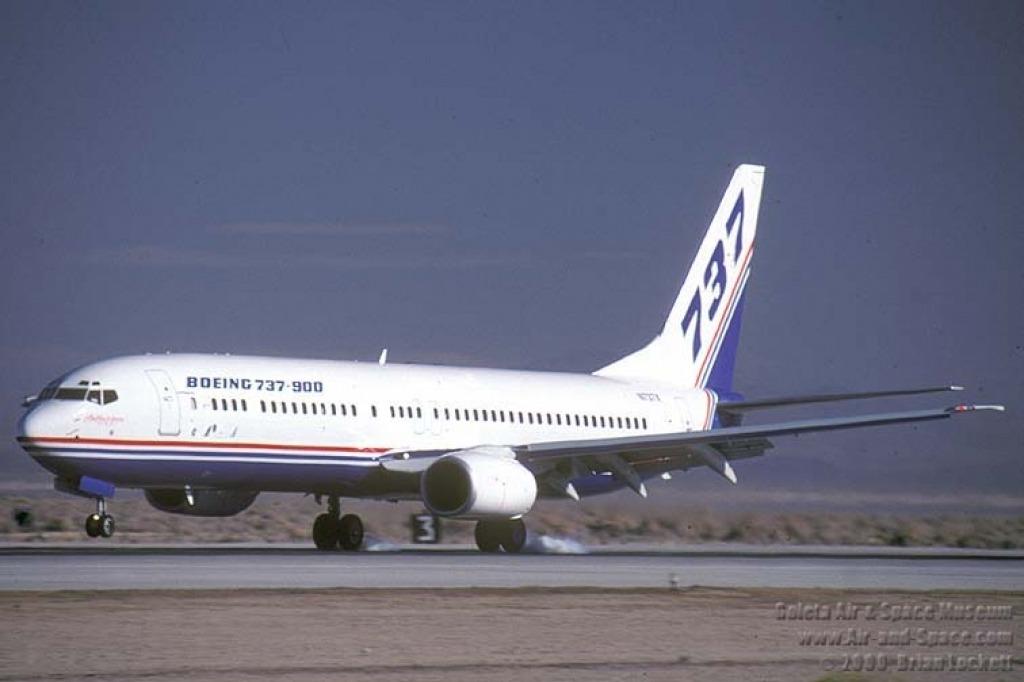 Boeing 737900 Engine