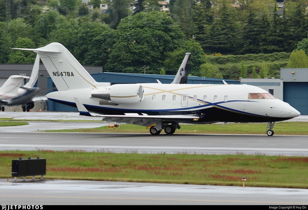 Bombardier Challenger 650 Images