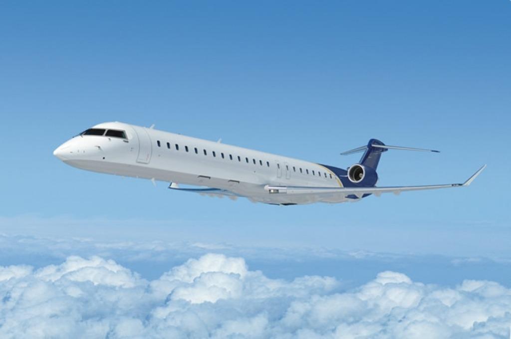 Bombardier CRJ900 Drivetrain
