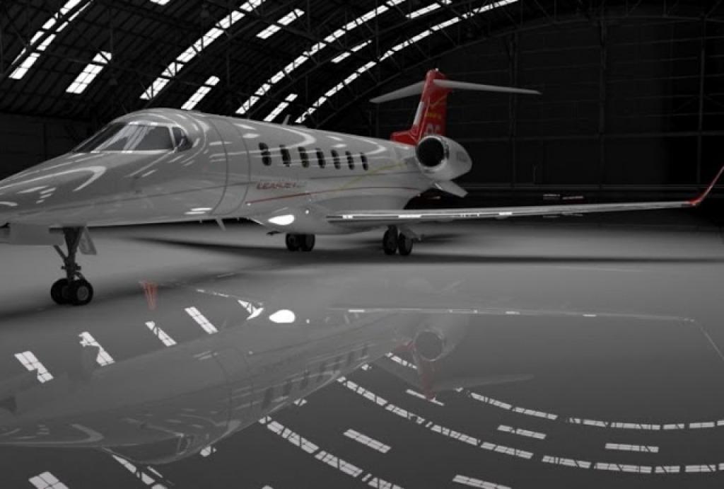 Bombardier Learjet 70 Powertrain