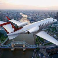 Bombardier Learjet 70 Redesign
