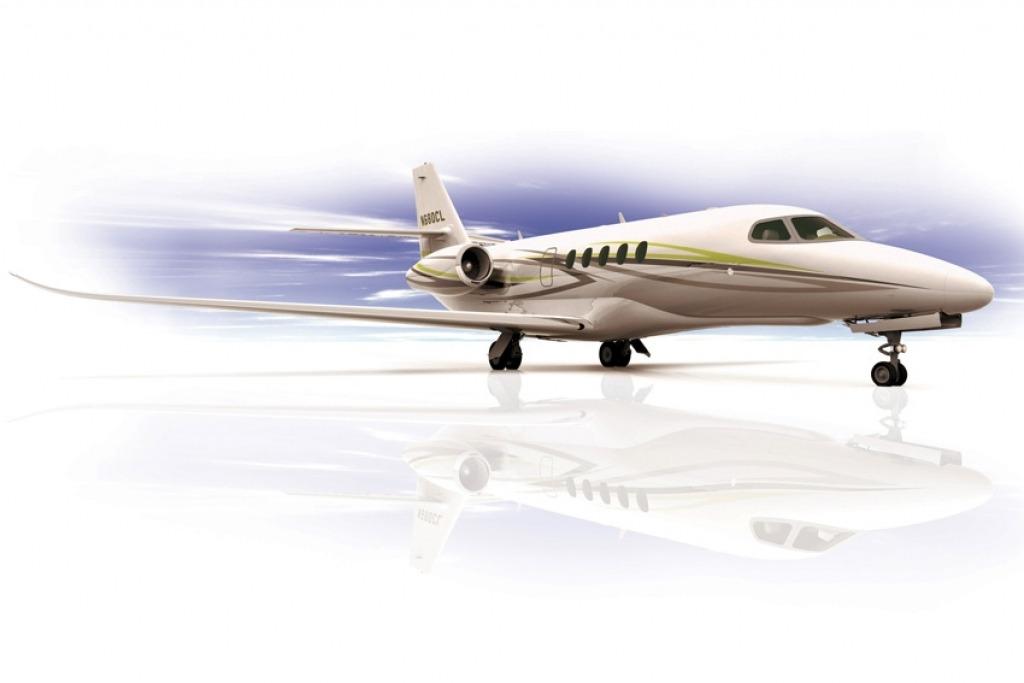 Cessna Citation Latitude Drivetrain