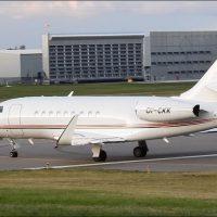 Dassault Falcon 2000LXS Exterior