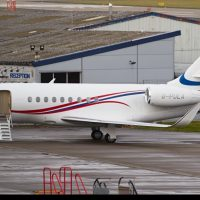 Dassault Falcon 2000LXS Pictures