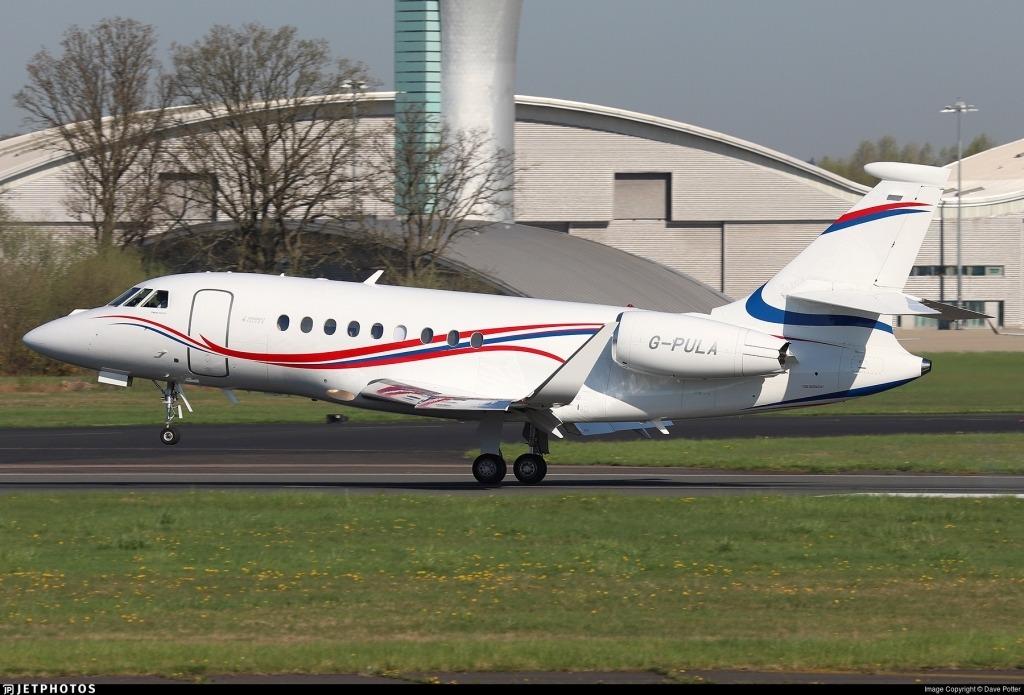 Dassault Falcon 2000LXS Redesign