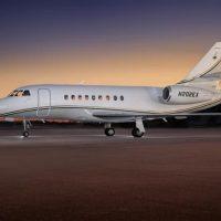 Dassault Falcon 2000S Drivetrain