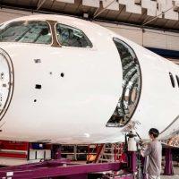 Dassault Falcon 6X Pictures
