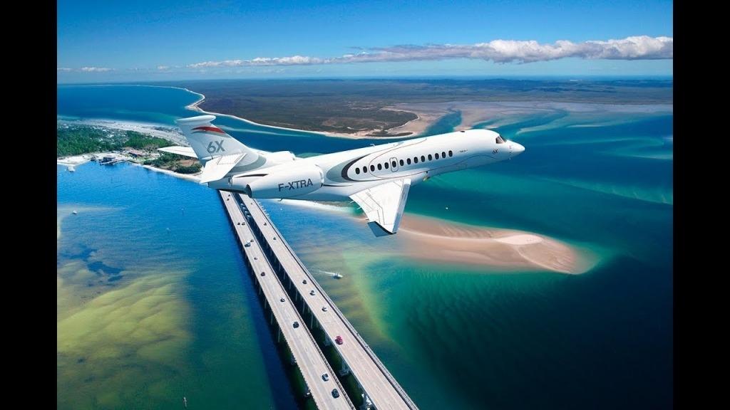 Dassault Falcon 6X Release date