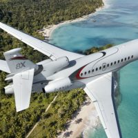 Dassault Falcon 8X Images