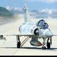 Dassault Mirage 2000 Spy Shots