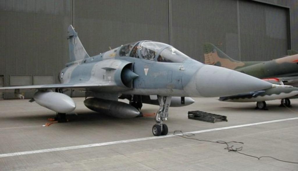 Dassault Mirage 2000 Wallpaper