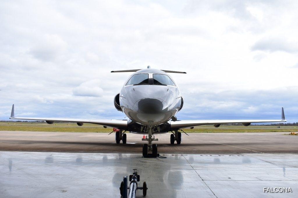 Embraer Legacy 500 Drivetrain