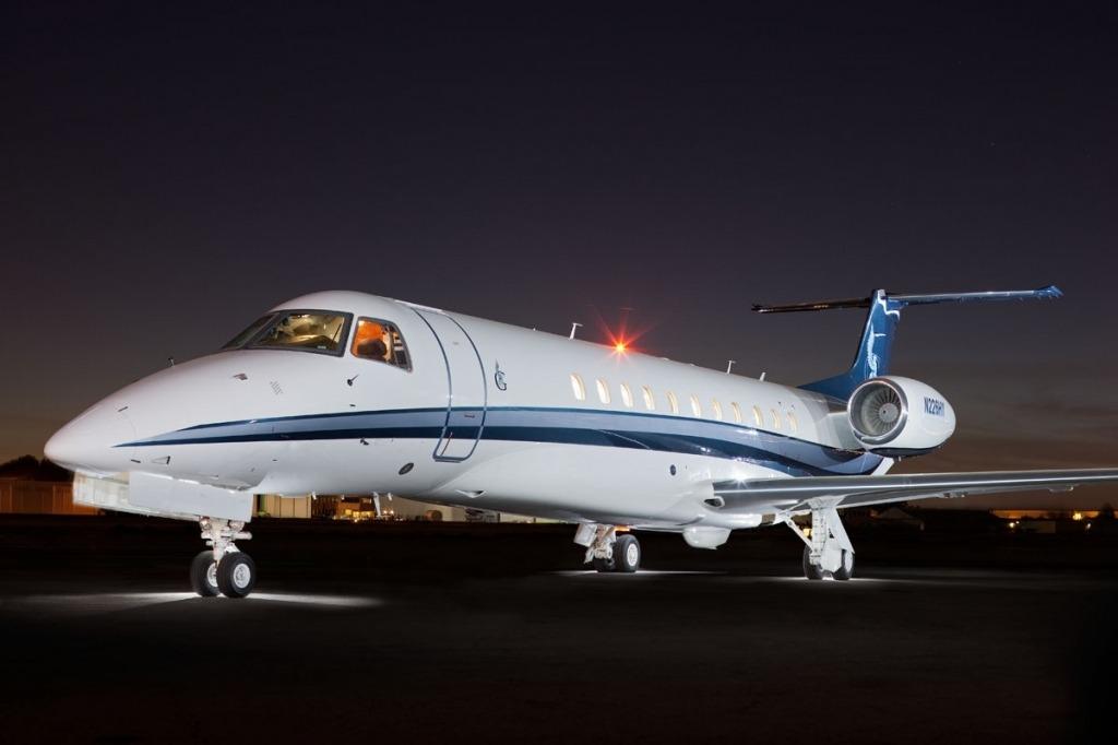 Embraer Legacy 600 Engine