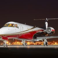 Embraer Legacy 600 Spy Shots