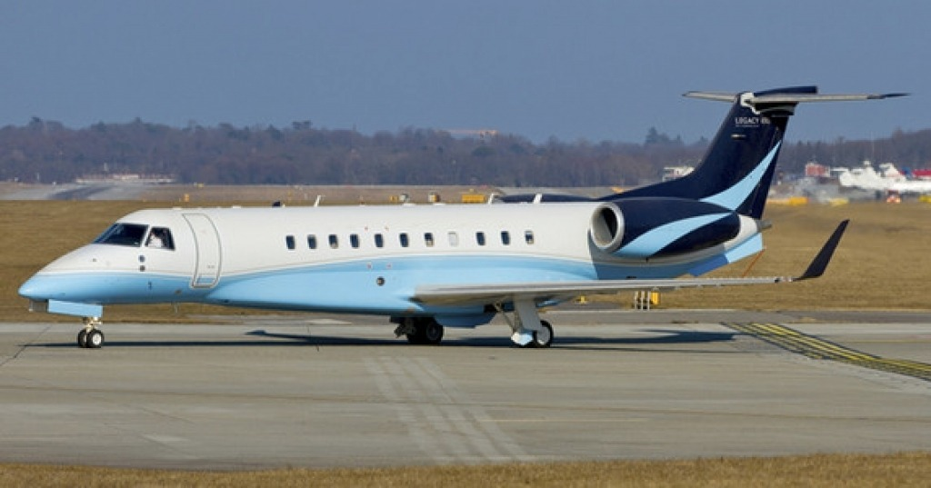 Embraer Legacy 650 Redesign