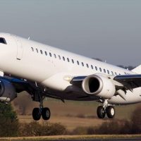 Embraer Lineage 1000 Pictures