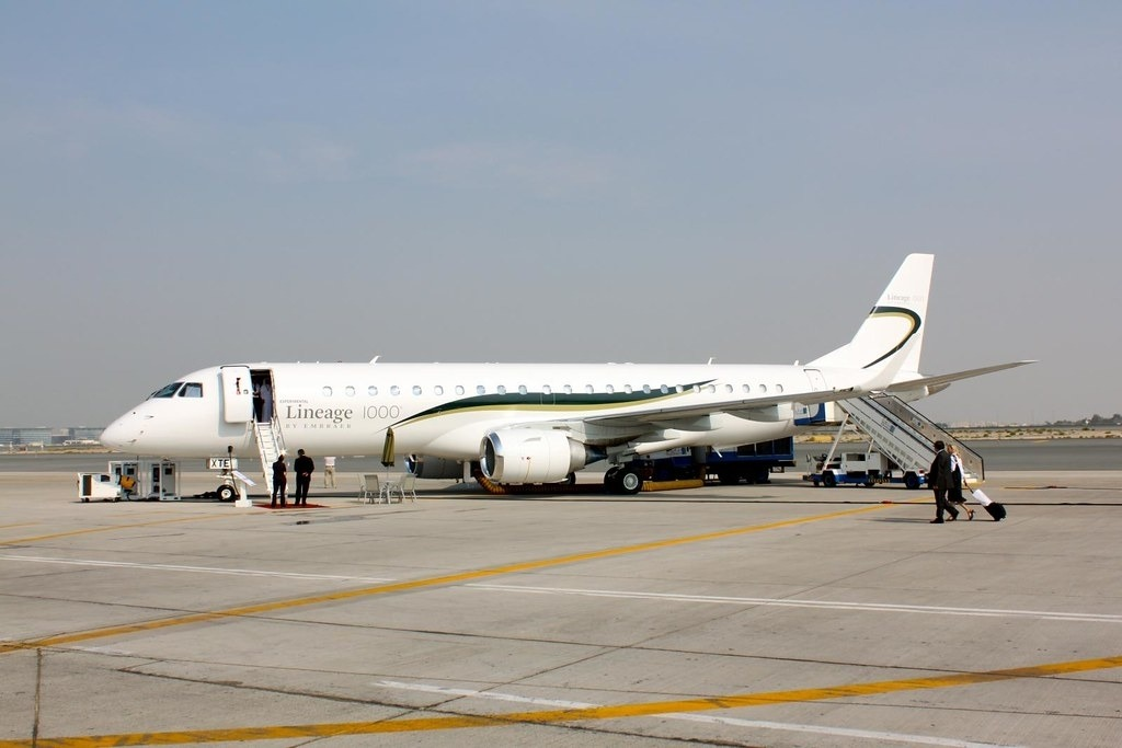 Embraer Lineage 1000 Price
