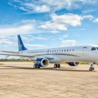 Embraer Lineage 1000 Wallpapers