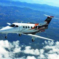 Embraer Phenom 100EV Exterior