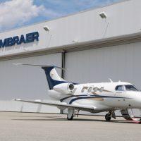 Embraer Phenom 100EV Images