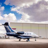 Embraer Phenom 100EV Interior