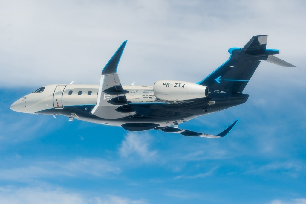 Embraer Praetor 600 Drivetrain
