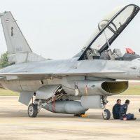F16 Fighting Falcon Drivetrain